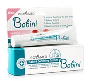 รูปภาพของ Provamed Babini Soothing Cream 15g