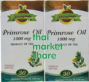 รูปภาพของ Spingmate Primrose Oil 1300mg. 30cap+30cap