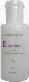Equilibrium Cleansing Balancer pH5.5 60ml.